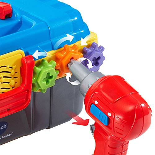 VTech Drill & Learn Toolbox by VTech (Image #4)