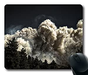 Mouse Pad Darkness Falls Desktop Laptop Mousepads Comfortable Office Mouse Pad Mat Cute Gaming Mouse Pad