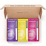 #1 Quit Smoking Kit/Natural Stop Smoking Remedy To Reduce Cravings & Help You Successfully Quit. FREE Quit Smoking Support Guide Included in 4 Week Quit Kit (Tropical Mix/Quit Kit, 3 Pack)