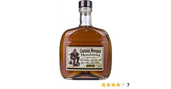 Captain Morgan Private Stock, 1 l