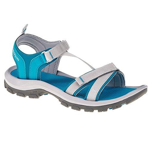 de4d0bd9728ebb QUECHUA ARPENAZ 100 WOMEN S BLUE (EU 38)  Amazon.in  Shoes   Handbags