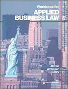 Applied business law 1