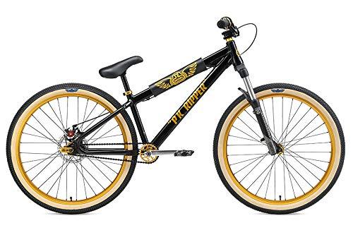SE Bikes DJリッパー 26インチ ブラック BMX バイク 2019