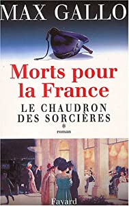 """Afficher """"Morts pour la France n° 1 Le chaudron des sorcières"""""""
