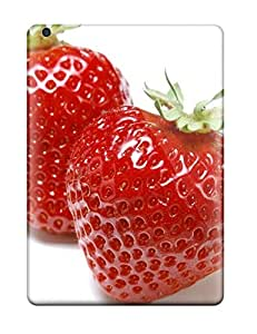 New Style Tpu Air Protective Case Cover/ Ipad Case - Strawberries