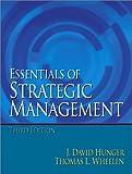 Essentials of Strategic Management 9780130465955