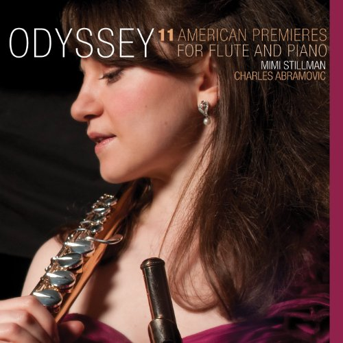Price comparison product image Odyssey: 11 American Premieres for Flute & Piano