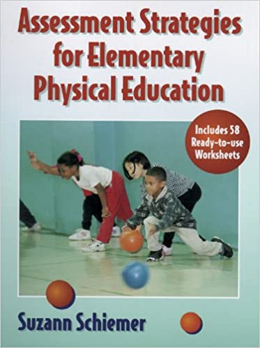 Free Worksheets education com free worksheets : Assessment Strategies for Elementary Physical Education ...
