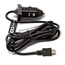 EDO Tech Ultra Compact Micro USB 5v Car Charger Vehicle Adapter for Garmin 2300 2350 2360 2370 2450 2460 3750 3760 3790 GPS