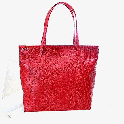 Lona Mujer Bolsa Valentoria Red de OEPqqB1nw