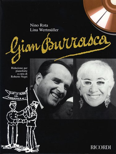Gian Burrasca: Selections from the Italian Musical
