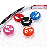 truck bed cover piston - Sports & Outdoor - Smiling Face Tennis Racket Vibration Dampener Silicone Badminton Racquet Damper - 1PCs