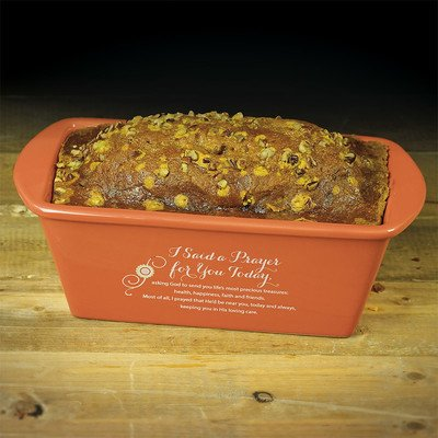 Price comparison product image I Said a Prayer Loaf Pan