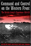 Command and Control on the Western Front, , 186227083X