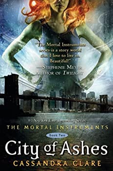 City of Ashes 1416972242 Book Cover