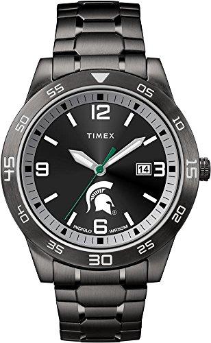 Timex Michigan State University Men's Black Acclaim Watch ()