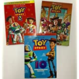 Toy Story Trilogy DVD Complete Set 1 2 3