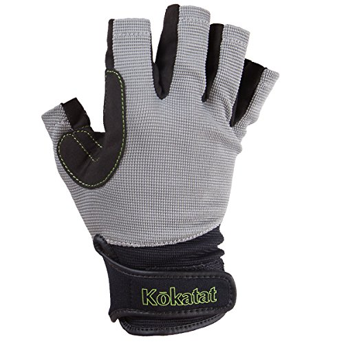Gloves-Gray-L ()