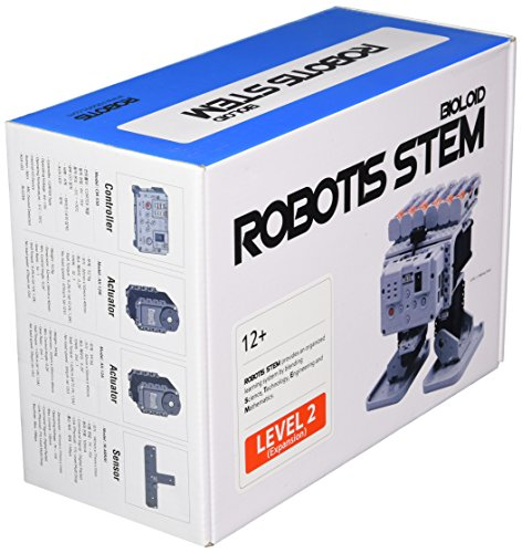 building toys for girls ROBOTIS Stem Level 2 Robot Kit [EN]