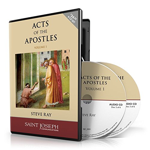 Acts of the Apostles - Volume 1 by St Joseph Communications