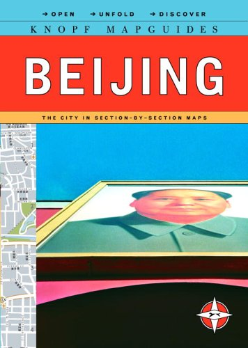 Knopf MapGuide: Beijing (Knopf Mapguides)