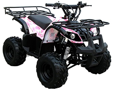 DONGFANG 125cc ATV Fully Automatic Four Wheelers 4 Stroke Engine 7
