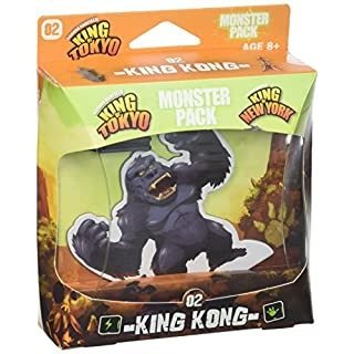 IELLO Monster Pack - King Kong Expansion Board Game