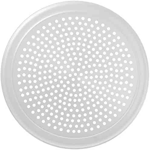 HUBERT Pizza Screen Perforated Aluminum - 18