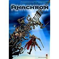 ANACHRON T05 : PAVILLON NOIR SUR LA CAPRICIEUSE