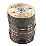 100SPINDLE Archival Gold CDs with Scratch Armor Retail Pkg