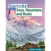Trees, Mountains and Rocks
