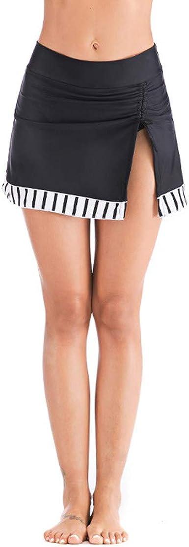 Sylar Falda De Baño Verano Mini Falda De Baño De Bikini Falda ...
