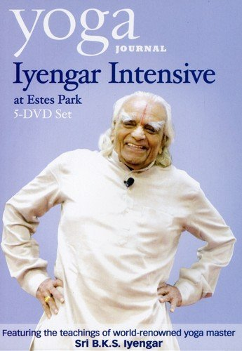 Yoga Journal Presents: Iyengar Intensive at Estes Park DVD Set