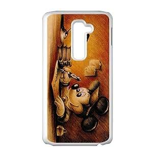 fondos de pantalla disney Mickey Mouse Phone case for LG G2