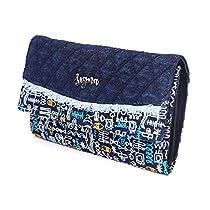 Singa Bags Women s Clutch (Blue  A10CSM0