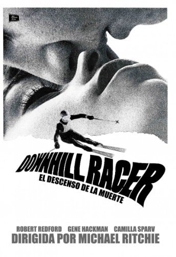 Downhill Racer (1969) - Region Free PAL, plays in English without - Sub Racer