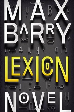 book cover of Lexicon