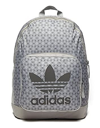 1ad914a397 adidas Originals Street Run Backpack Rucksack Bag iN Grey Black   Amazon.co.uk  Sports   Outdoors