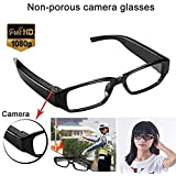 EPTEK @ HD 1080P Mini Spy versteckte Gläser Kamera DV Nanny Covert Eyewear Glas-Kamera DVR Video Recorder