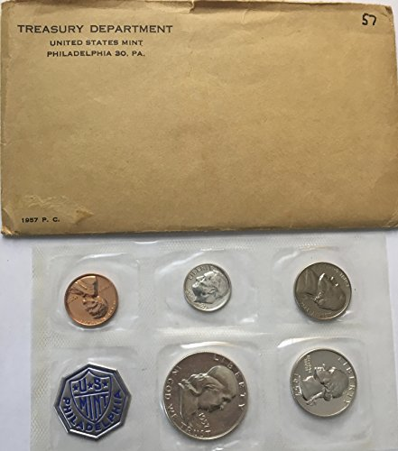 1957 P US Proof set In Original packaging from US mint Proof