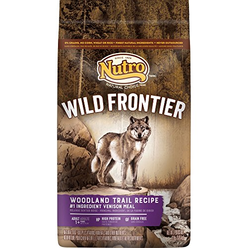 nutro-wild-frontier-woodland-trail-grain-free-venison-meal-dry-dog-food-4-lbs