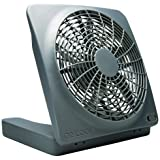 O2-Cool Portable Fan, Can Use Batteries or Adapter