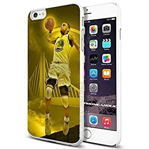 Basketball NBA Golden State Warriors Dorell Wright, Cool iPhone 6 Plus (6+ , 5.5 Inch) Smartphone Case Cover Collector iphone TPU Rubber Case White