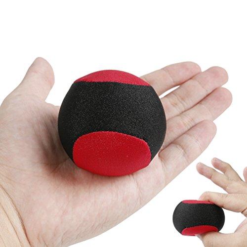 Squeeze Boule décompression Stress Balle rééducation de la main en gel pour main Raffermissants et exercices 5.5cm