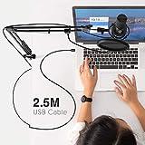FIFINE Studio Condenser USB Microphone Computer