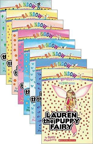 Rainbow Magic Animal Fairies Mega Pack pdf
