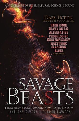 Savage Beasts: A Nightmare of Supernatural, Science and Sound by John F.D. Taff (2015-08-11)