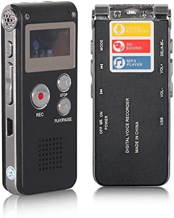 ACEE DEAL Activated Multifunction Dictaphone product image