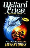 Front cover for the book Volcano Adventure by Willard Price
