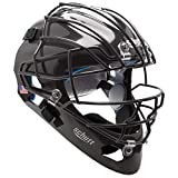 Schutt AiR MAXX Hockey-Style Catcher's Helmet with Facemask, Extended OS Cage Face Mask